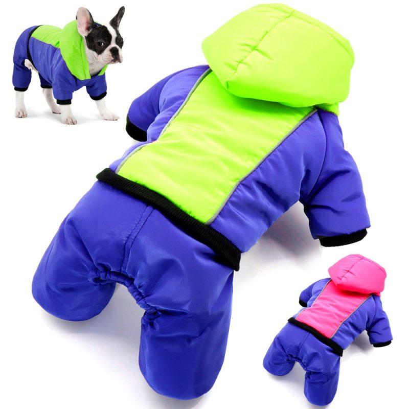 Vêtement chaud pour chien petite taille